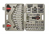 Crescent CTK70MP 70 Piece Socket and Tool Set with Hard Case and Wrap