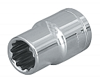 "MIT 14226 1/2"" Dr. x 13mm Shallow Socket (12-pt.)"