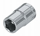 "MIT 14289 1/2"" Dr. x 14mm Shallow Socket (6-pt.)"