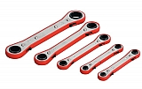 MIT 2210 5-pc. Ratchet Box End Wrench Set (MM)