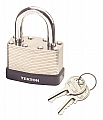 "MIT 7755 1-3/4"" Laminated Steel Padlock"