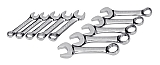 MIT 1921 10-pc. Stubby Combination Wrench Set (MM)