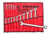 MIT 1938 16-pc. MaxTorq� Combination Wrench Set (MM)