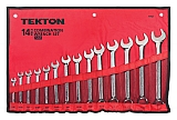 MIT 1942 14-pc. Combination Wrench Set (SAE)