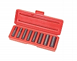 "MIT 4818 5-pc. 1/2"" Dr. Jumbo Shlw Imp. Socket Set (SAE)"
