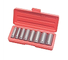 "MIT 4845 9-pc. 3/8"" Dr. Deep Impact Socket Set (SAE)"