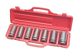 "MIT 4890 8-pc. 3/4"" Dr. Deep Impact Socket Set (SAE)"