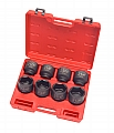 "MIT 4893 8-pc. 3/4"" Dr. Shallow Impact Socket Set"