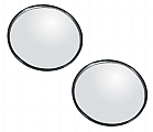 "MIT 6061 2-pc. 3"" Round Blind Spot Mirrors"