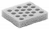 Weller EC305 Replacement Sponge for Iron Stands, Swiss Cheese Style Holes