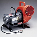 Allegro 9503-E Expl-Proof Blower Electric 3/4 HP Motor single phase, incl plug, 220V/ 50 Hz