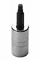 "Allen 58682 Metric Socket Hex Bit 3/8"" Drive 6mm"