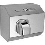 American Dryer DR35TNSSHF Stainless Steel Hand Dryer, Automatic, Fixed Nozzle, 80 Sec Hair Cycle, 208-240V