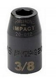 Armstrong Tools Armstrong 20-018 6 Point 1/2 Inch Drive Impact Socket, 9/16 at Sears.com