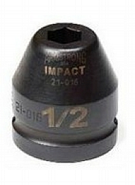 "Armstrong Tools Armstrong 21-048 6 Point 3/4 Inch Drive Impact Socket, 1-1/2"" at Sears.com"