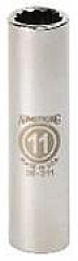 Armstrong Tools Armstrong 38-307 3/8 Inch Drive 12 Point Metric Deep Socket,7MM at Sears.com