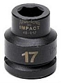 Armstrong 48-017 Impact Socket 3/4 Drive 6 Point 17MM