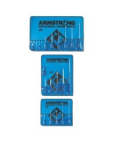 Armstrong 66-611 19 Pc Standard, Phillips, Cabinet Screwdriver Set