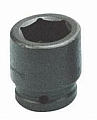 "Armstrong 23-102 Impact Socket 1 1/2"" Drive 6 Point 3-3/16"