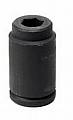 "Armstrong 23-348 Impact Socket, Deep, 1-1/2"" Drive 6 Point 4-5/8"