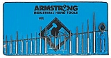 Armstrong 70-550 Set 70-550 19 Pc Punch Set