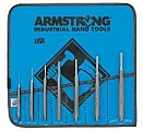 Armstrong 70-553 Set 70-553 7 Pc Tool Steel Pin Punch Set
