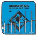 Armstrong 70-554 Set 70-554 7 Pc Pin Punch Set