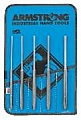 Armstrong 70-556 Set 70-556 5 Pc Tool Steel Long Pin Punch Set