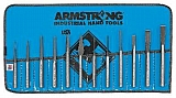 Armstrong 70-565 12 Pc Punch and Chisel Set