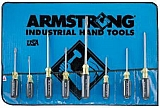 Armstrong 66-612 8 Pc Standard, Phillips Screwdriver Set