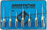 Armstrong 66-614 7 Pc Standard, Phillips, Cabinet Screwdriver Set
