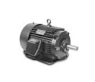 Baldor ECP3581T-5 Motor, Severe Duty, Three Phase, 575 Volts, Foot Mounted, 1 Hp, 1800 RPM