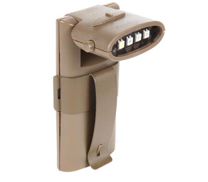 Bayco NSP-9404T 4-in-1 Multi-function pocket light with strobe - White/Red/Blue/Green - Tan at Sears.com