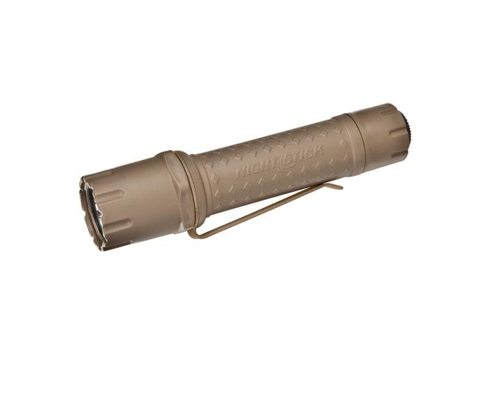 Bayco Bayco TAC-200T Tactical Flashlight, tan, 120 Lumens