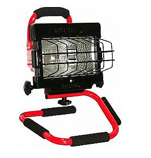 Bayco SL-1032 Professional 600 Watt Portable Halogen Work Light, 6' 18/3 at Sears.com