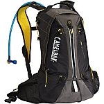 Camelbak 61898 2012 Octane 18X Hydration Pack, Black/Yellow Chrome