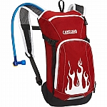 Camelbak 61895 2012 Mini-M.U.L.E. Hydration Pack, Chilli Pepper Flames