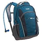 Camelbak 2012 Scout Hydration Pack, Moroccan Blue/Total Eclipse