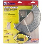 CH Hanson 03070 AngleSnap layout and angle measurement tool Bonus pack with chalk reel. Two working sides