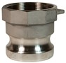 "Dixon 100-A-SS 1"" Stainless Male Adapter x"
