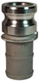 "Dixon 100-E-HA 1"" Hast Male Adapter x Hose Shank"