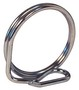 "Dixon 100PRSCSS 3/4"" and 1"" Stainless Pull Ring"