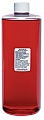 Dwyer A-104 1 qt bottle of red gage oil, 826 specific gravity