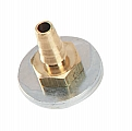 """Dwyer A-308 Static pressure fitting, for 3/16"""" and 1/8"""" ID plastic or rubber tubing"""