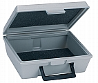 "Dwyer A-401 Plastic carrying case for 1212 gas pressure kit, 910 smoke gage and up to 36"" roll up ma"