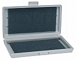 "Dwyer A-404 Plastic carrying case for portable inclined gages 100, 101, 108, 115 - 12-1/4"" x 6-1/4"""