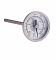 Dwyer A-502 Dial thermometer, 0 to 250DegF and -20 to 120DegC