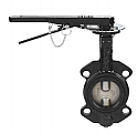 "Dwyer BFV202WFB311HL0 2"" butterfly valve, Water Style with EPDM Liner"
