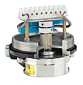 Dwyer 42AD0 2 switches, SPDT snap, 15A @ 125/250/480 VAC, 1/8 hp @ 125 VAC