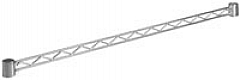 "Eagle Group LR24-V 24"" Valu-Master gray side-to-side hanger rail at Sears.com"